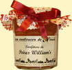 Confitures - Poires william's d'Alsace